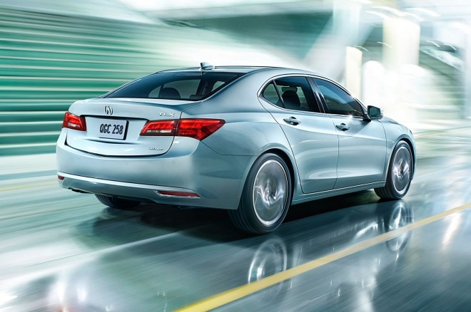 2015 Acura TLX Rear Motion View1 660x438