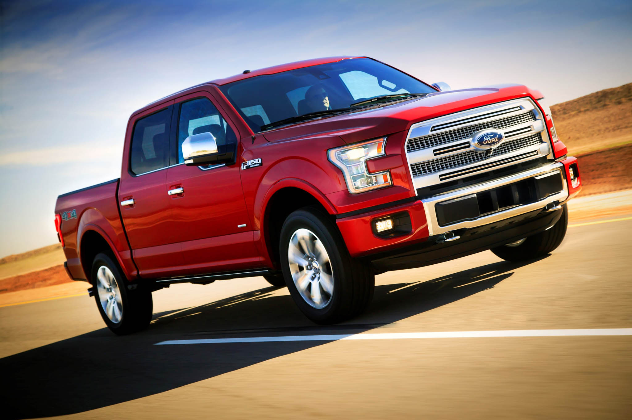 2015 Ford F 150 Platinum1