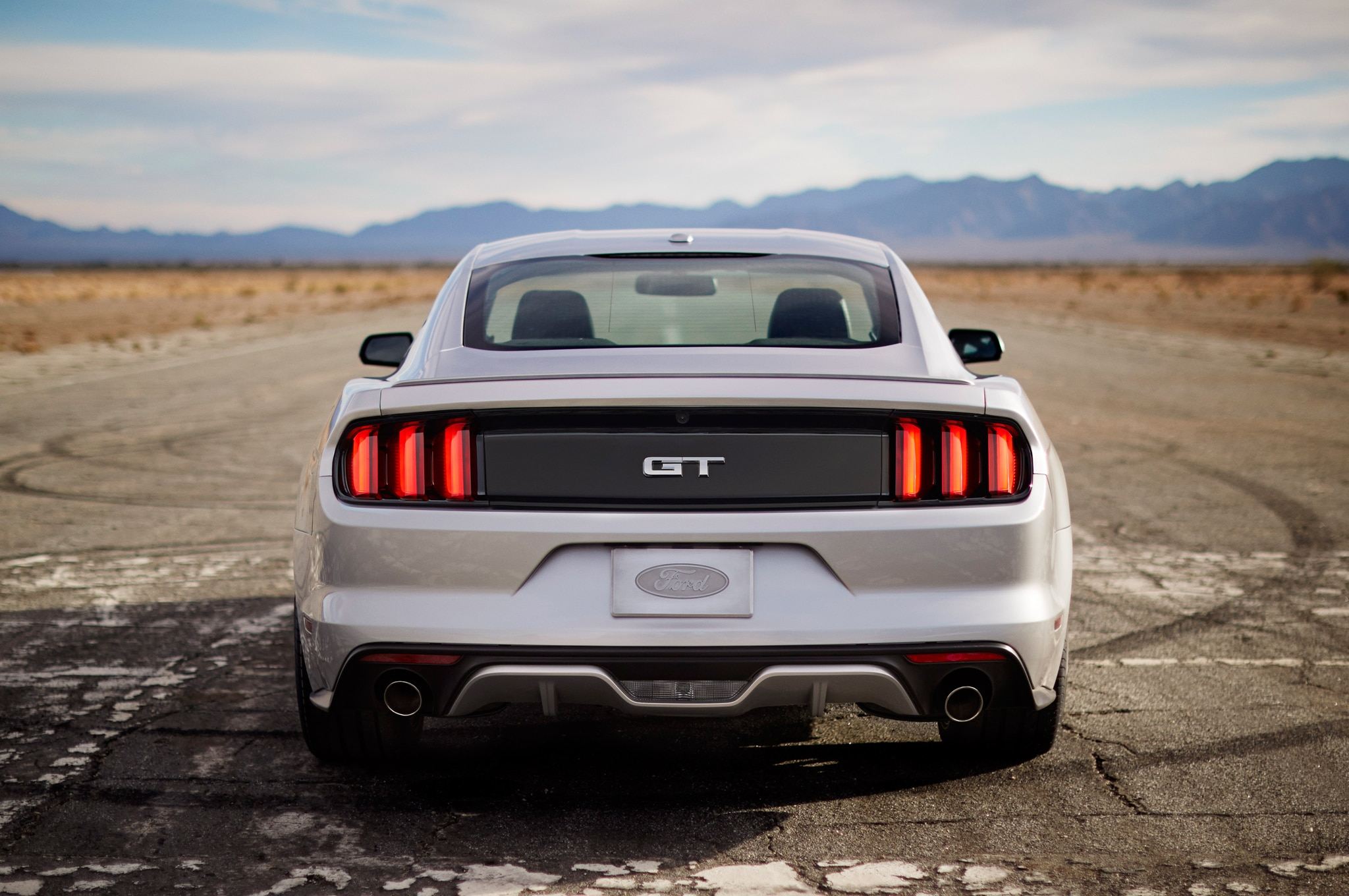 Ford Mustang Rear Taillights