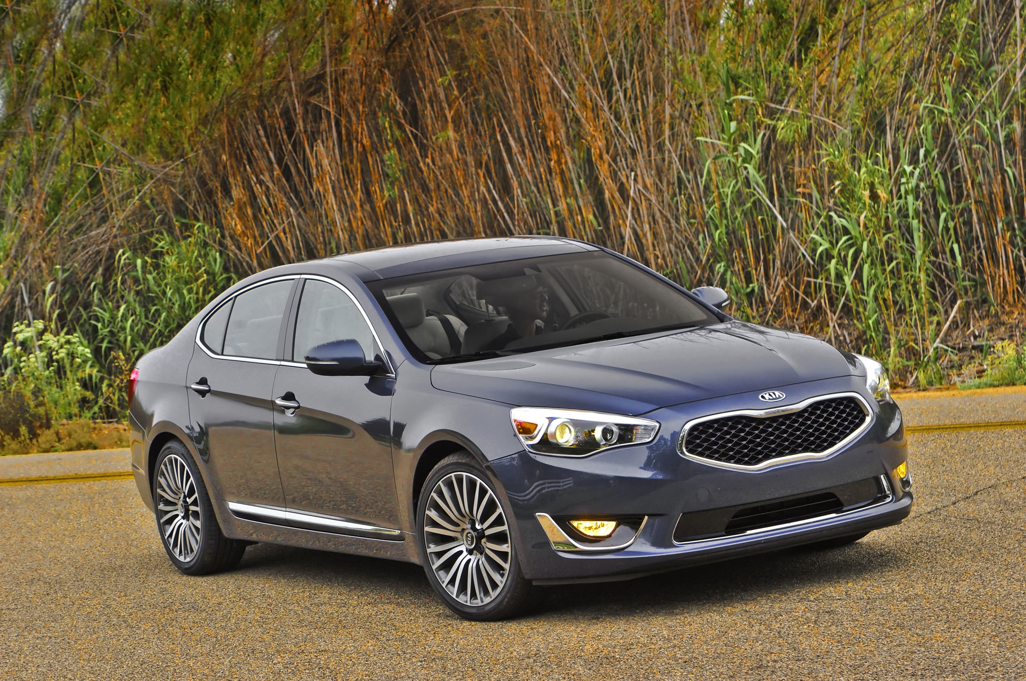 2015 Kia Cadenza Adds Even More Equipment Style