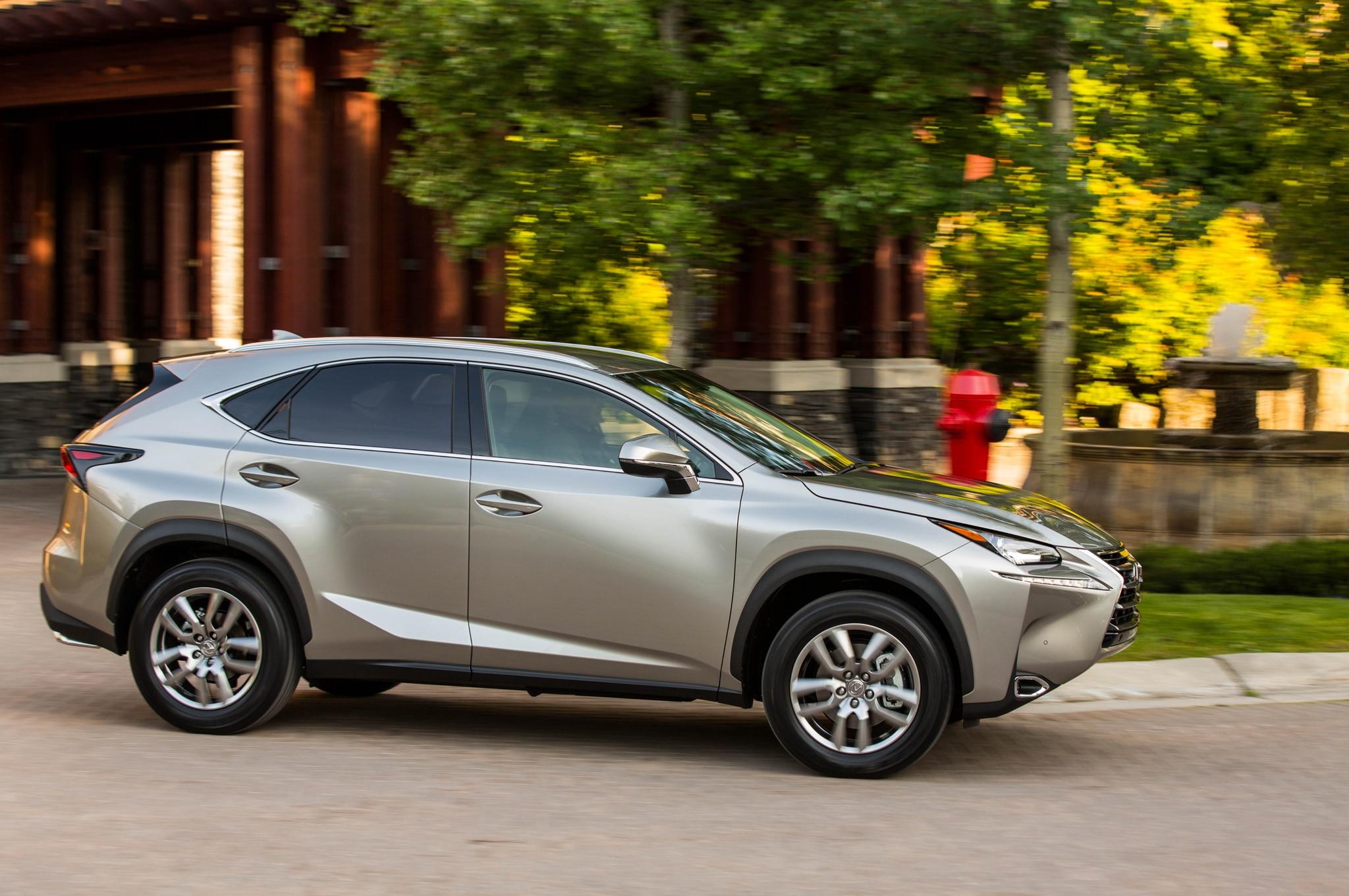 2015 Lexus NX Review