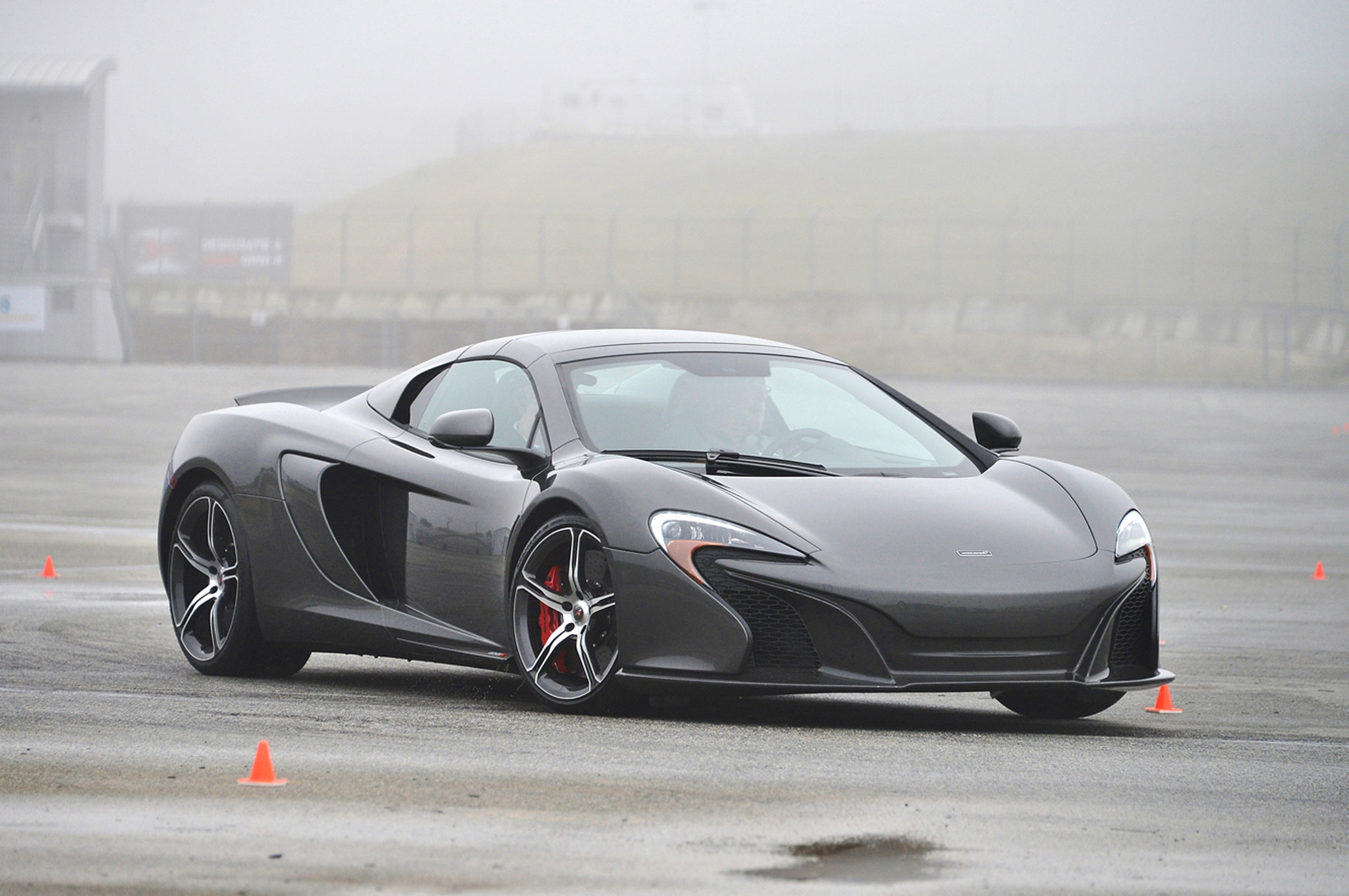 2015 Mclaren 650S Front Three Quarter Autocross1