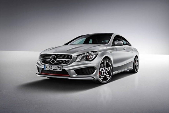 2015 Mercedes Benz CLA250 Sport Package Plus Front View1 660x440
