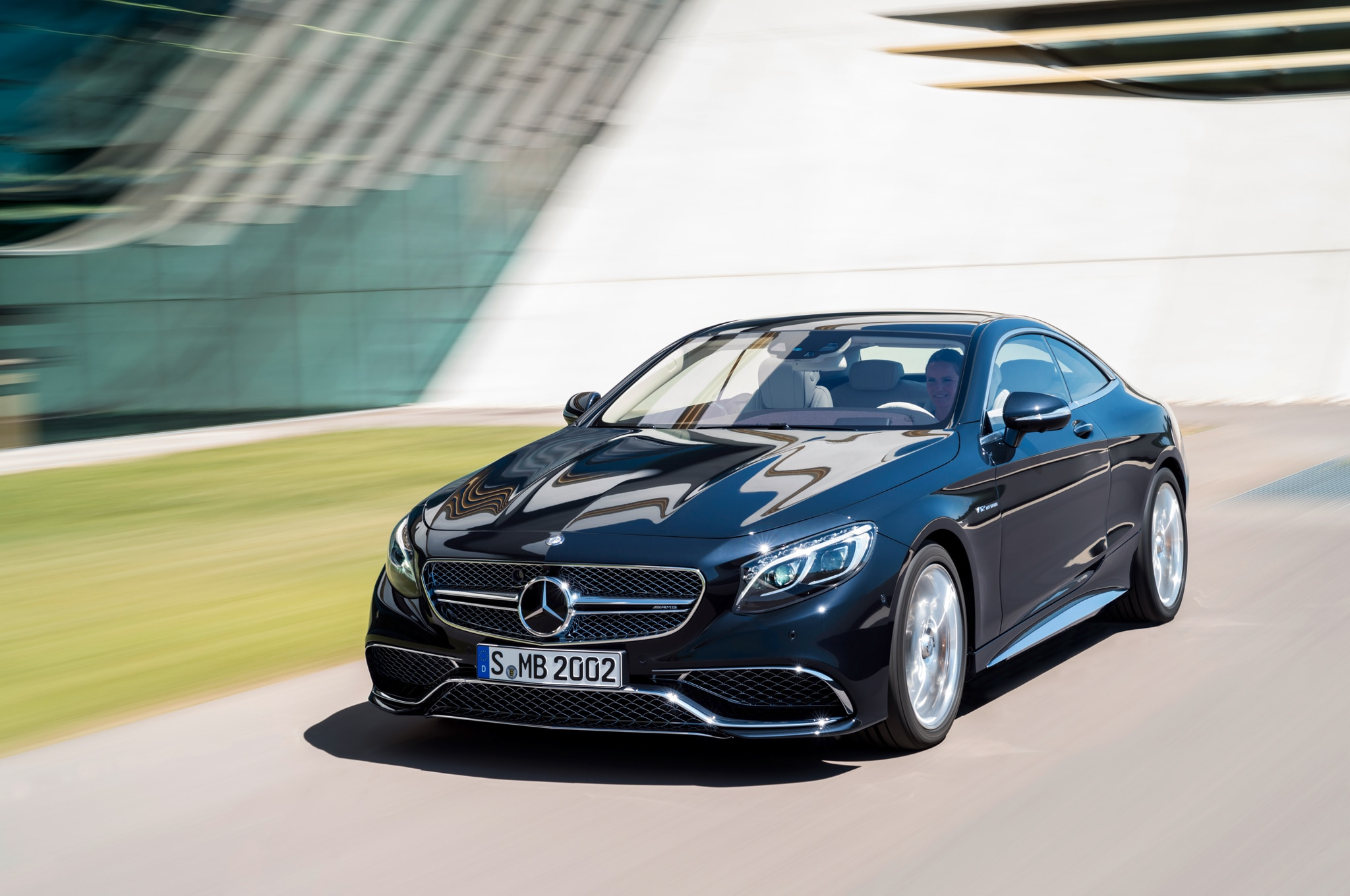 2015 mercedes benz s65 amg coupe front three quarter in motion - 2015 Mercedes S65 Amg