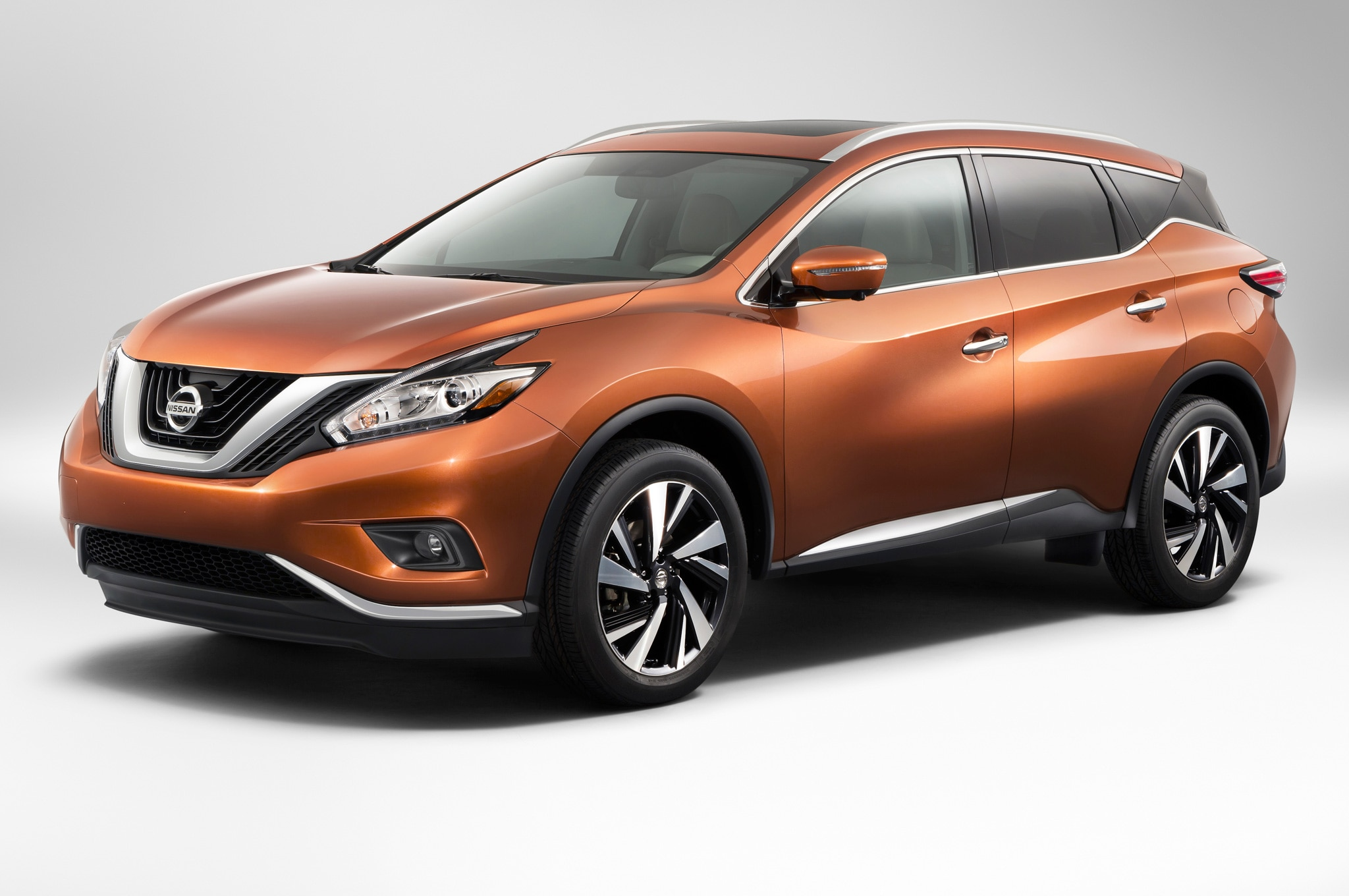 2015 Nissan Murano Front Side View1