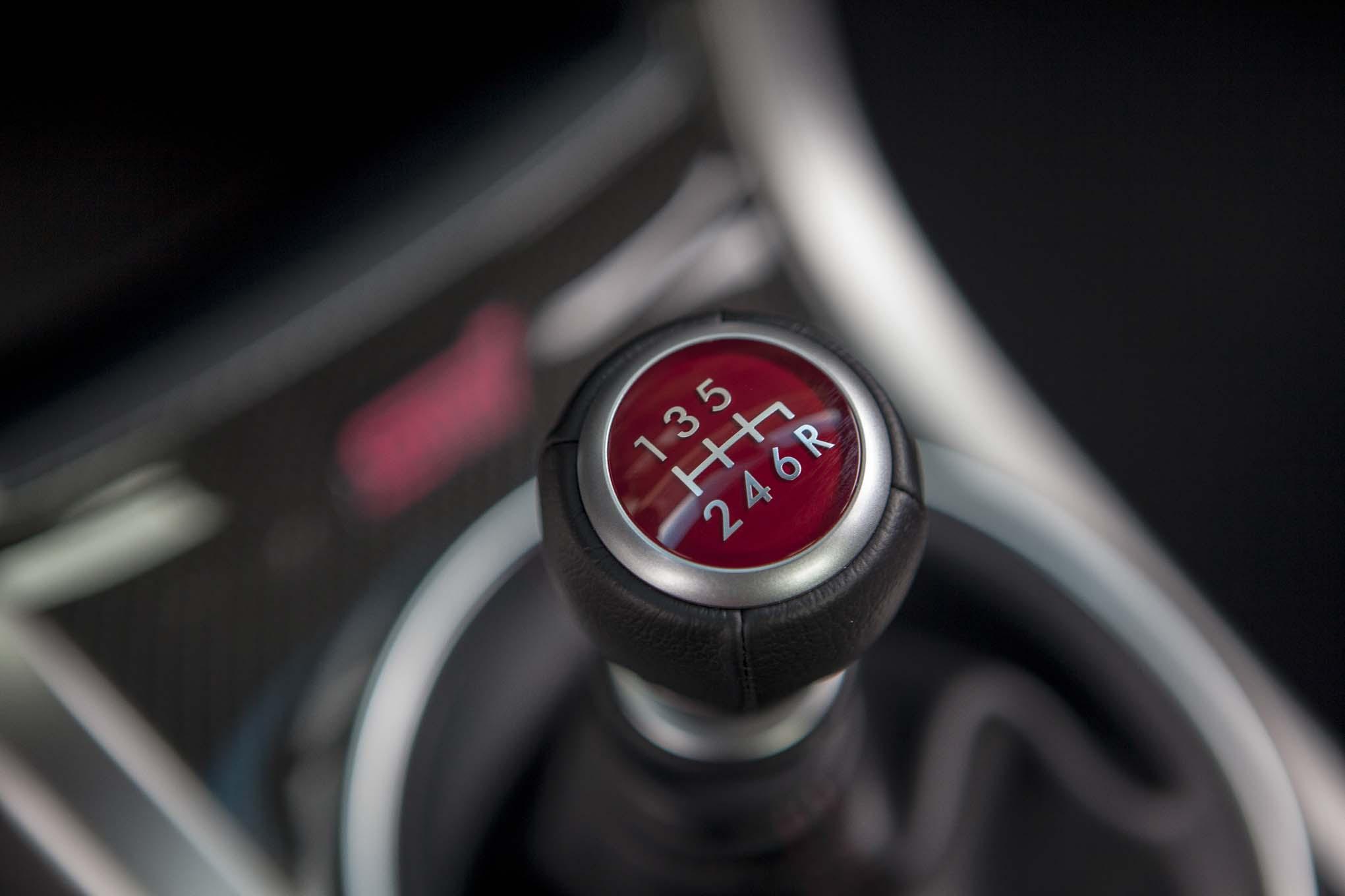 2015 Subaru WRX STI Gear Shifter1