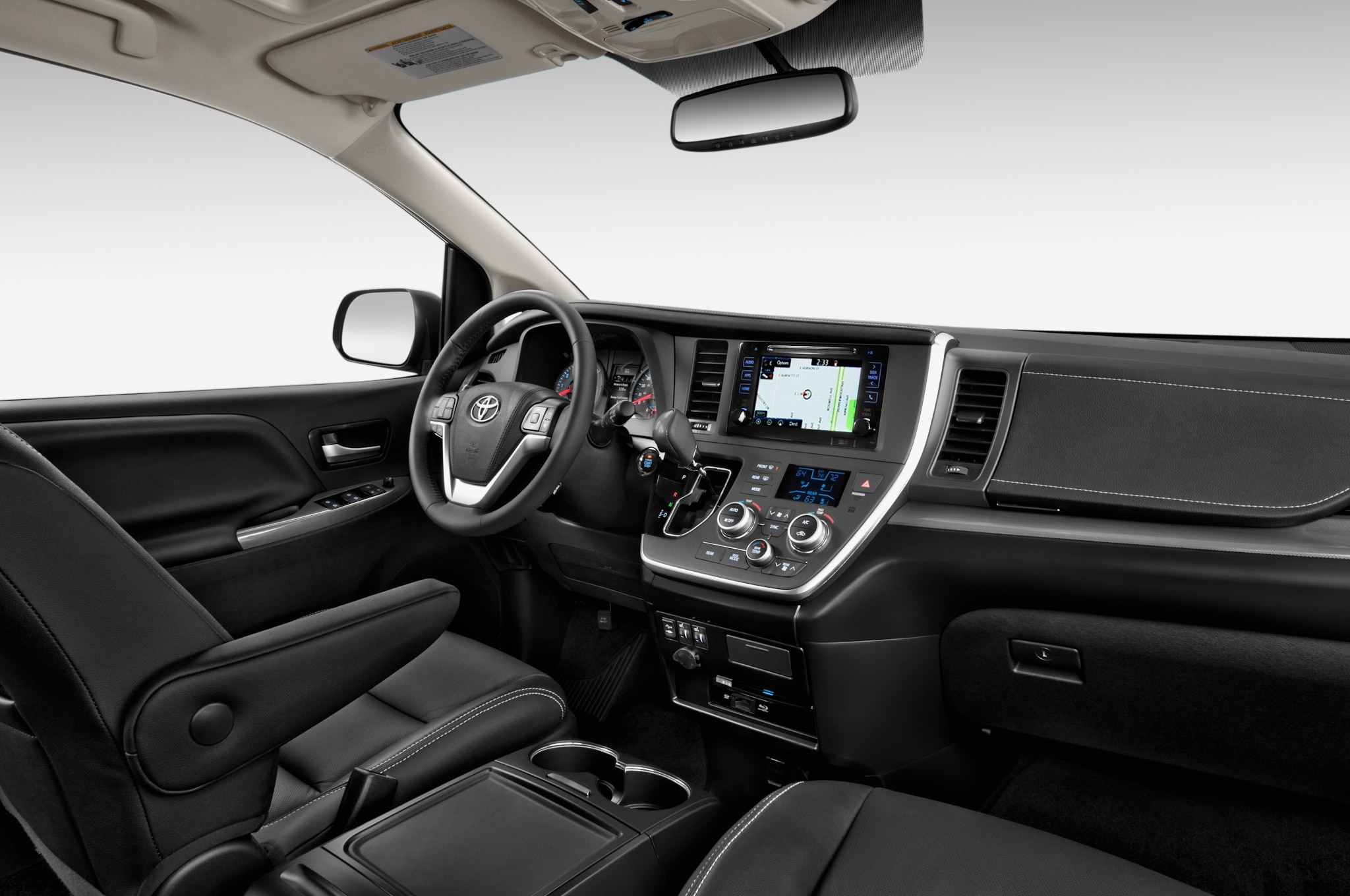 2015 toyota sienna gets fresh coat of swag