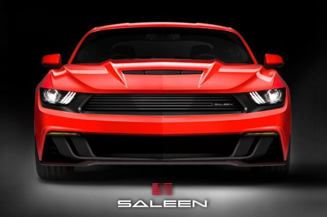 2015 Ford Mustang Saleen 302 Teaser 660x438