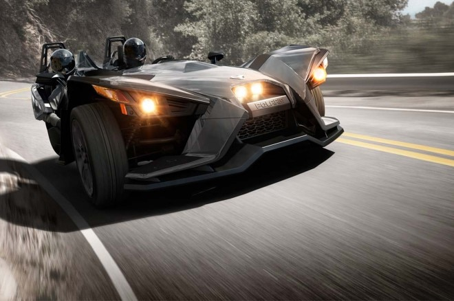 2015 Polaris Slingshot Sl In Motion1 660x438