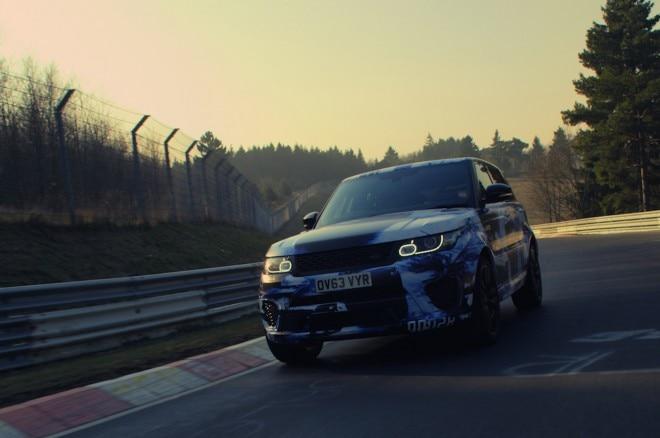 2015 Range Rover Sport Svr Nurburgring Front1 660x438