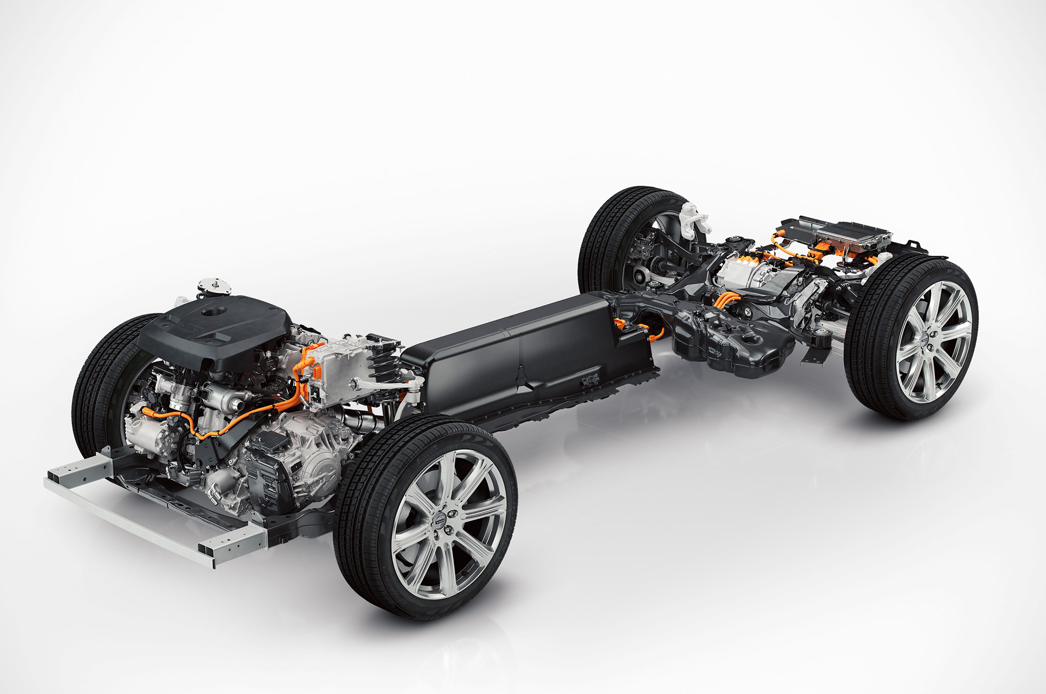 2015 Volvo Xc90 T8 Chassis1
