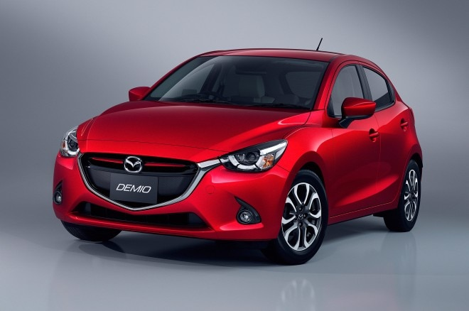 2016 Mazda2 Front Three Quarter 660x438