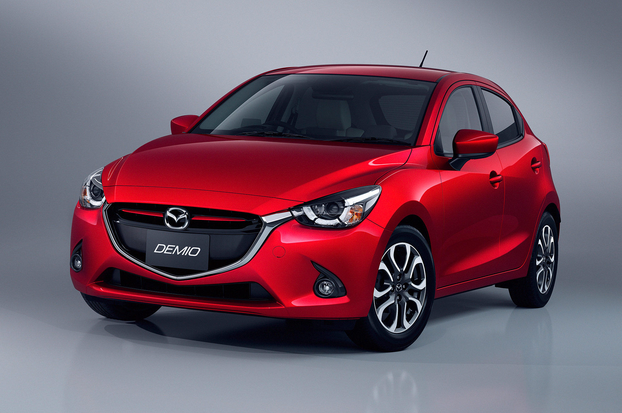 2016 Mazda2 Front Three Quarter