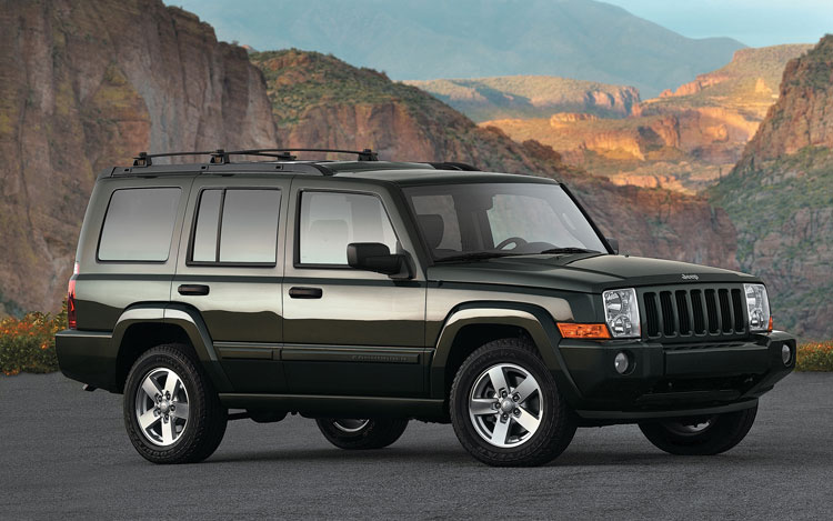 jeep grand cherokee and the 2005 2006 jeep commander suvs in the u s. Cars Review. Best American Auto & Cars Review