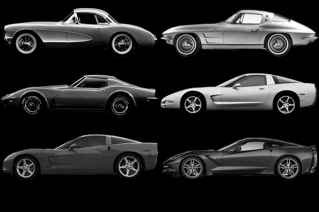 Chevrolet Corvette Evolution