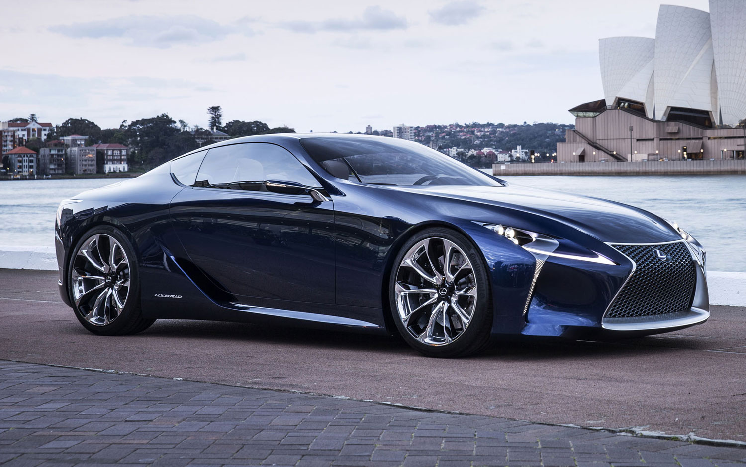 We Previously Reported On A Possible Lexus Sports Car ...