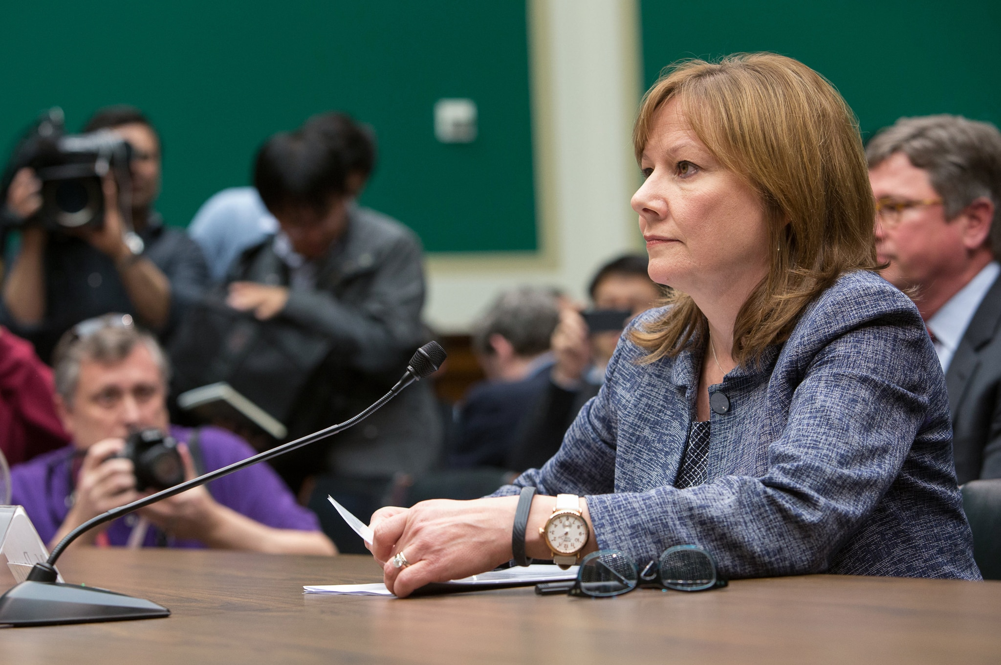Mary Barra GM Senate Subcommitte 011