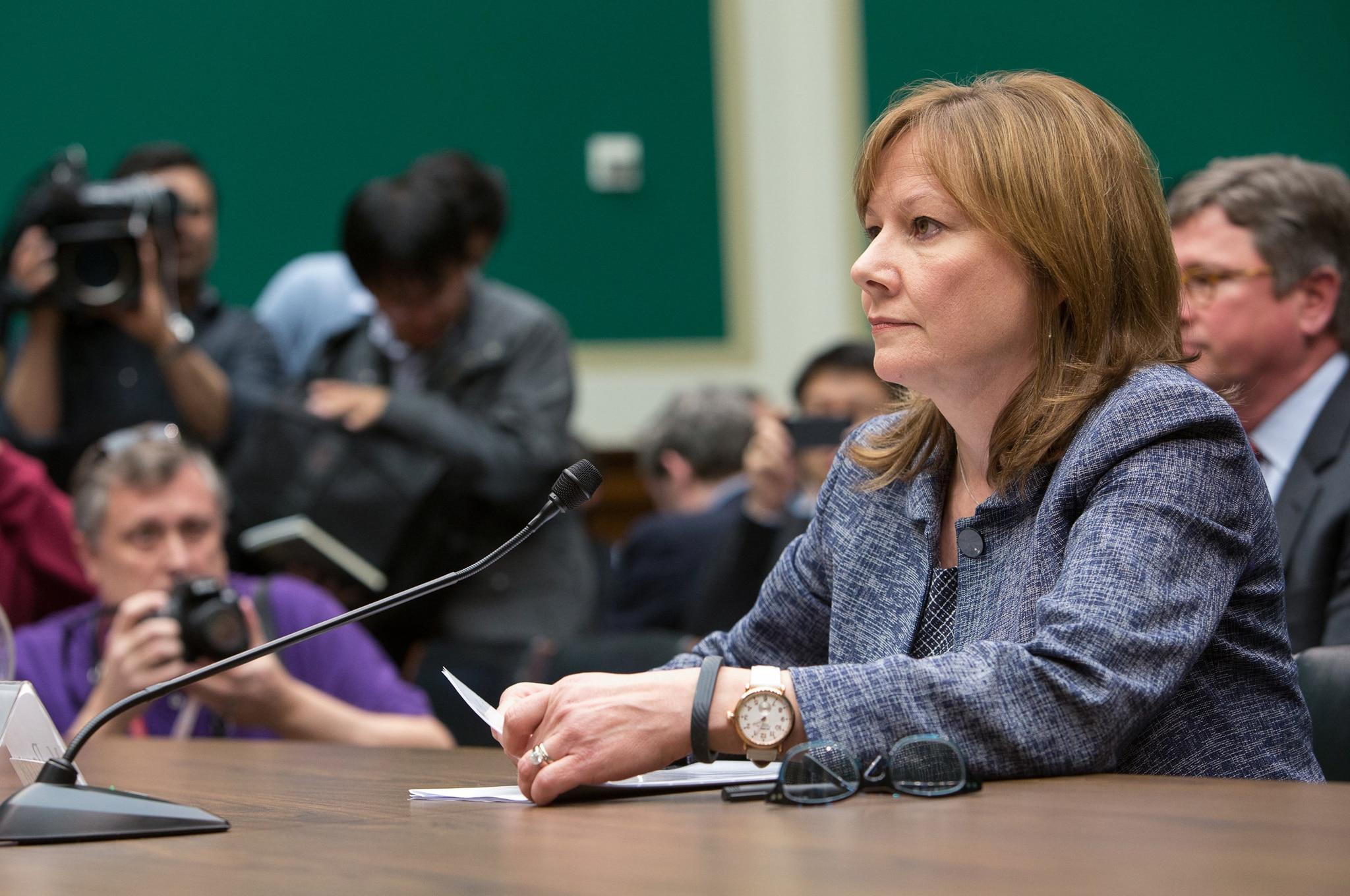 Mary Barra GM Senate Subcommitte 011