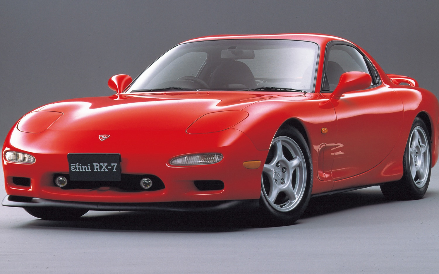 Mazda RX 7 Front View1