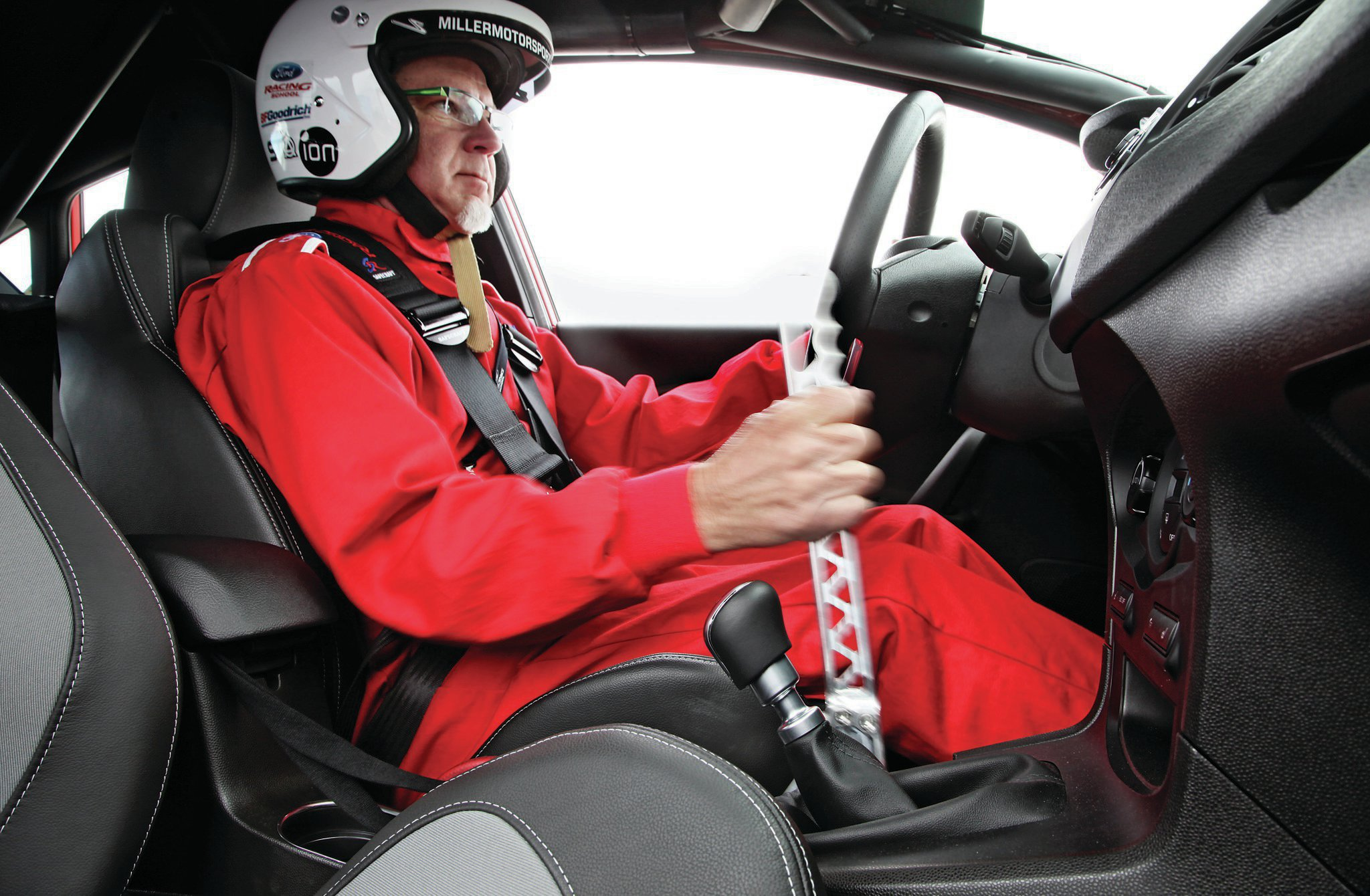 Ronald Ahrens Behind The Wheel 02