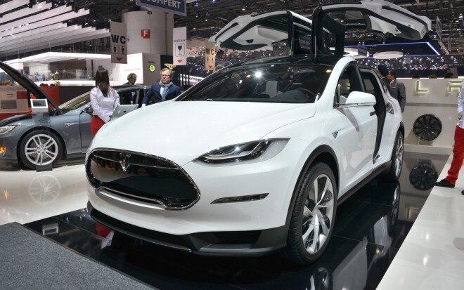 Tesla Model X Left Front 1 660x413