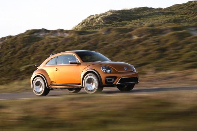 Volkswagen Beetle Dune Concept Side Motion1 660x438