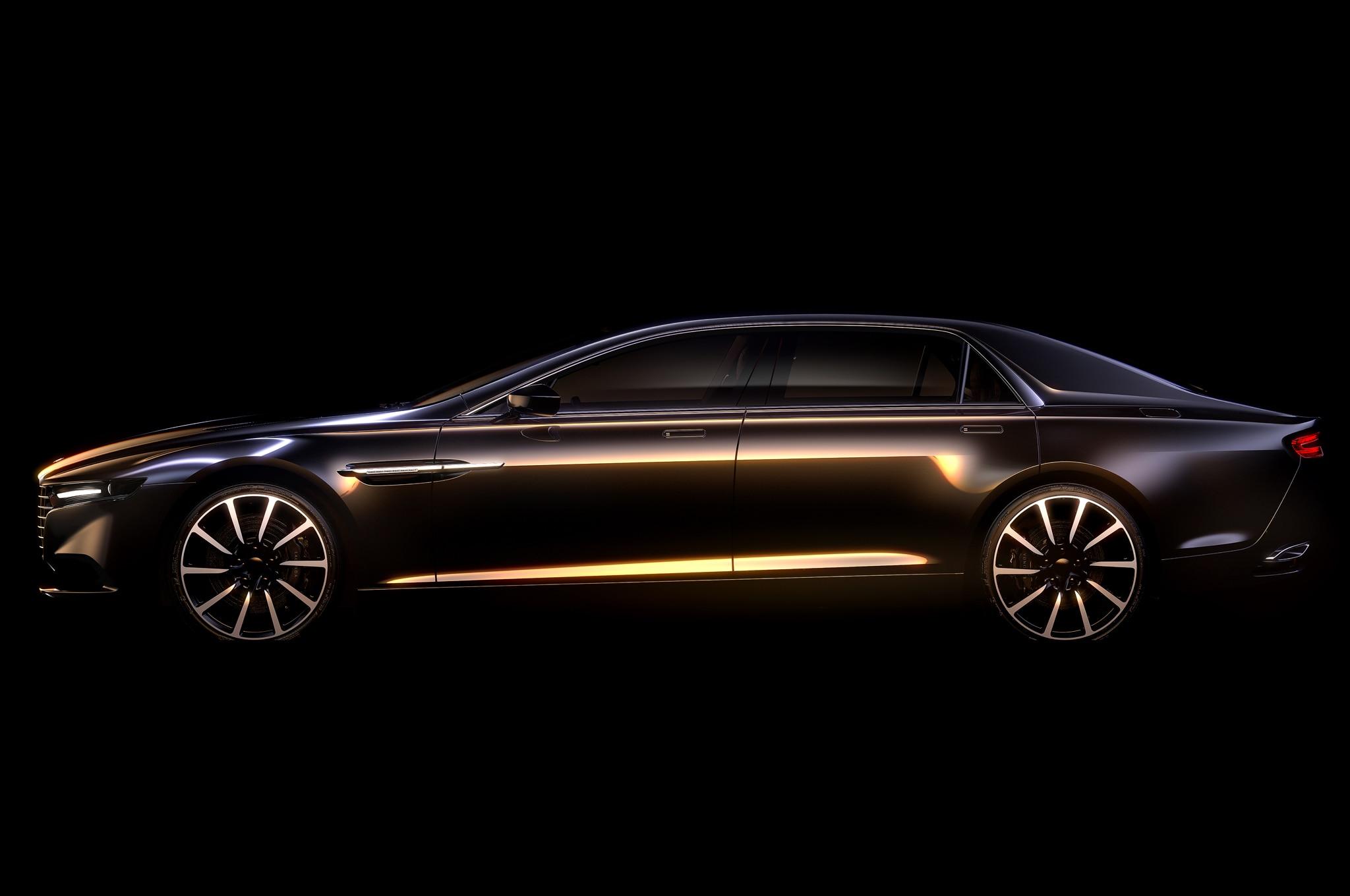 Aston Martin Lagonda Profile