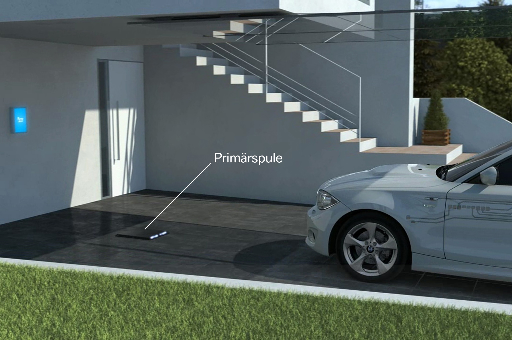 Bmw Conductive Charging 011