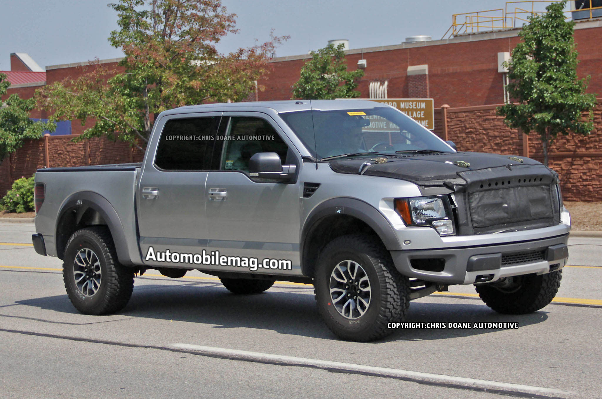 in f news spied svt prototype three ahead quarter changes spy front gen photos next raptor ford
