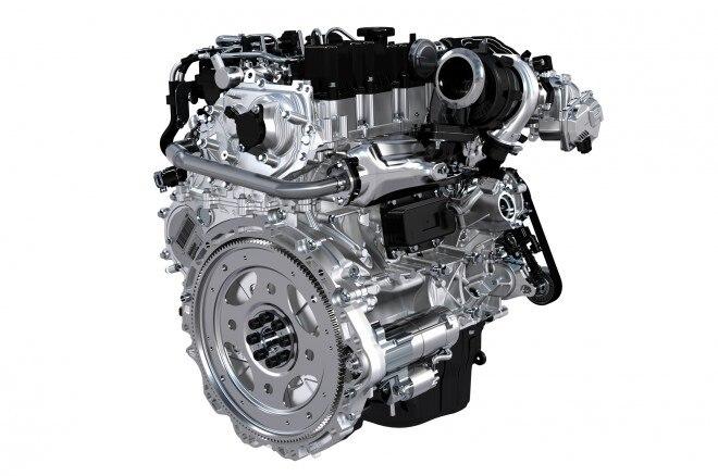 Jaguar Xe Ingenium Engine 21 660x438