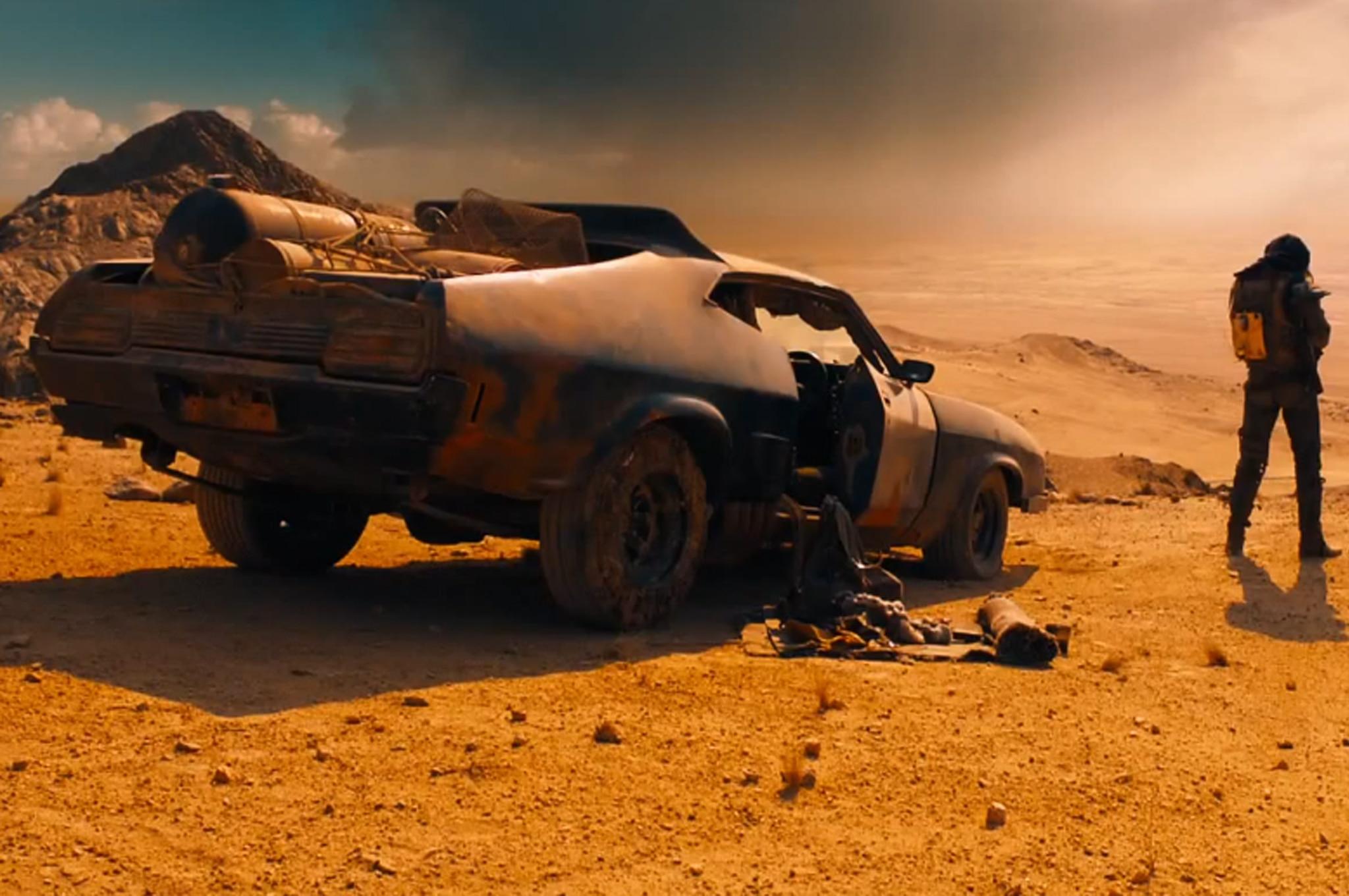 Mad Max Fury Road Trailer Debuts At Comic Con