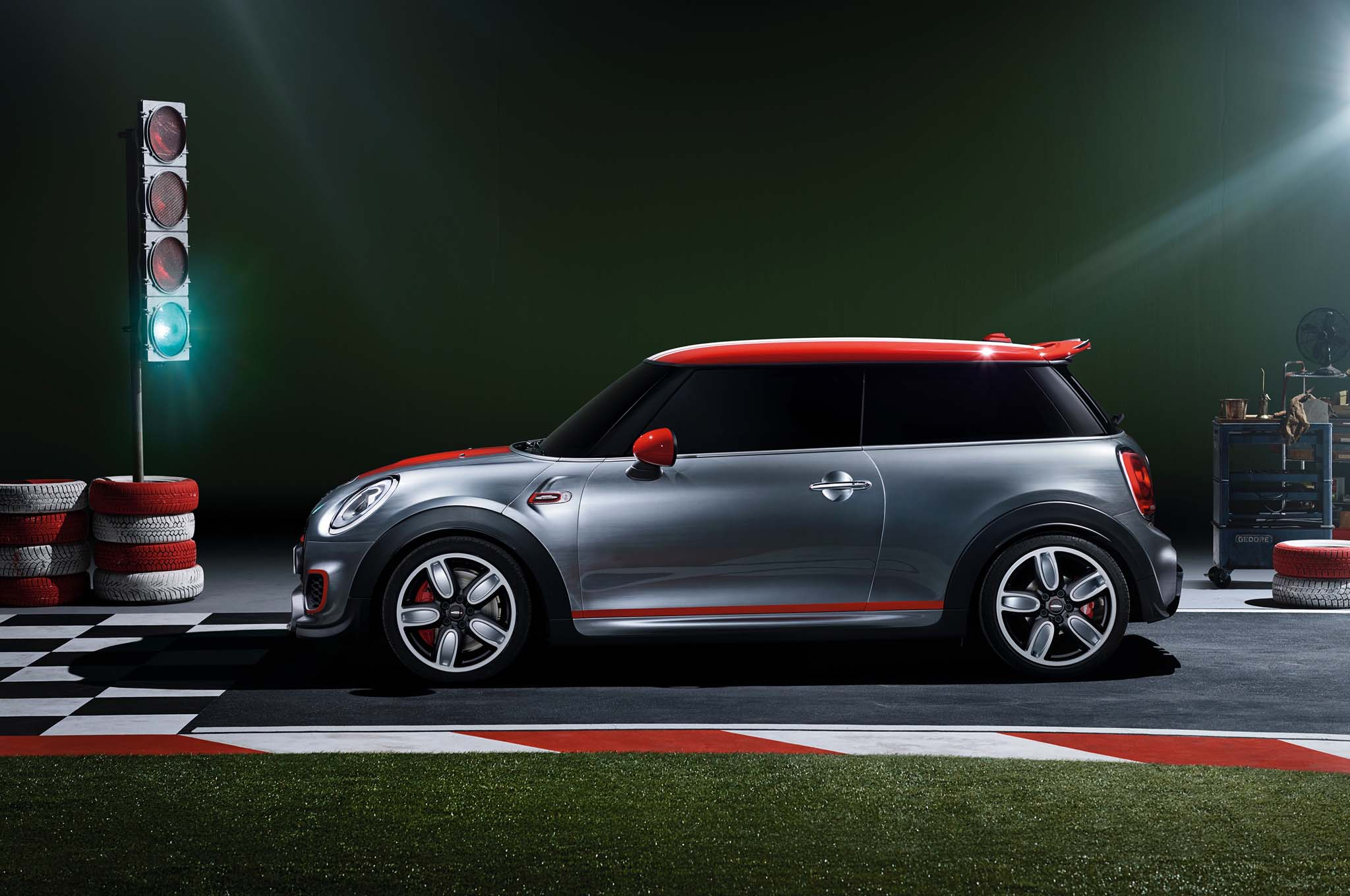 Mini John Cooper Works Concept Profile 21