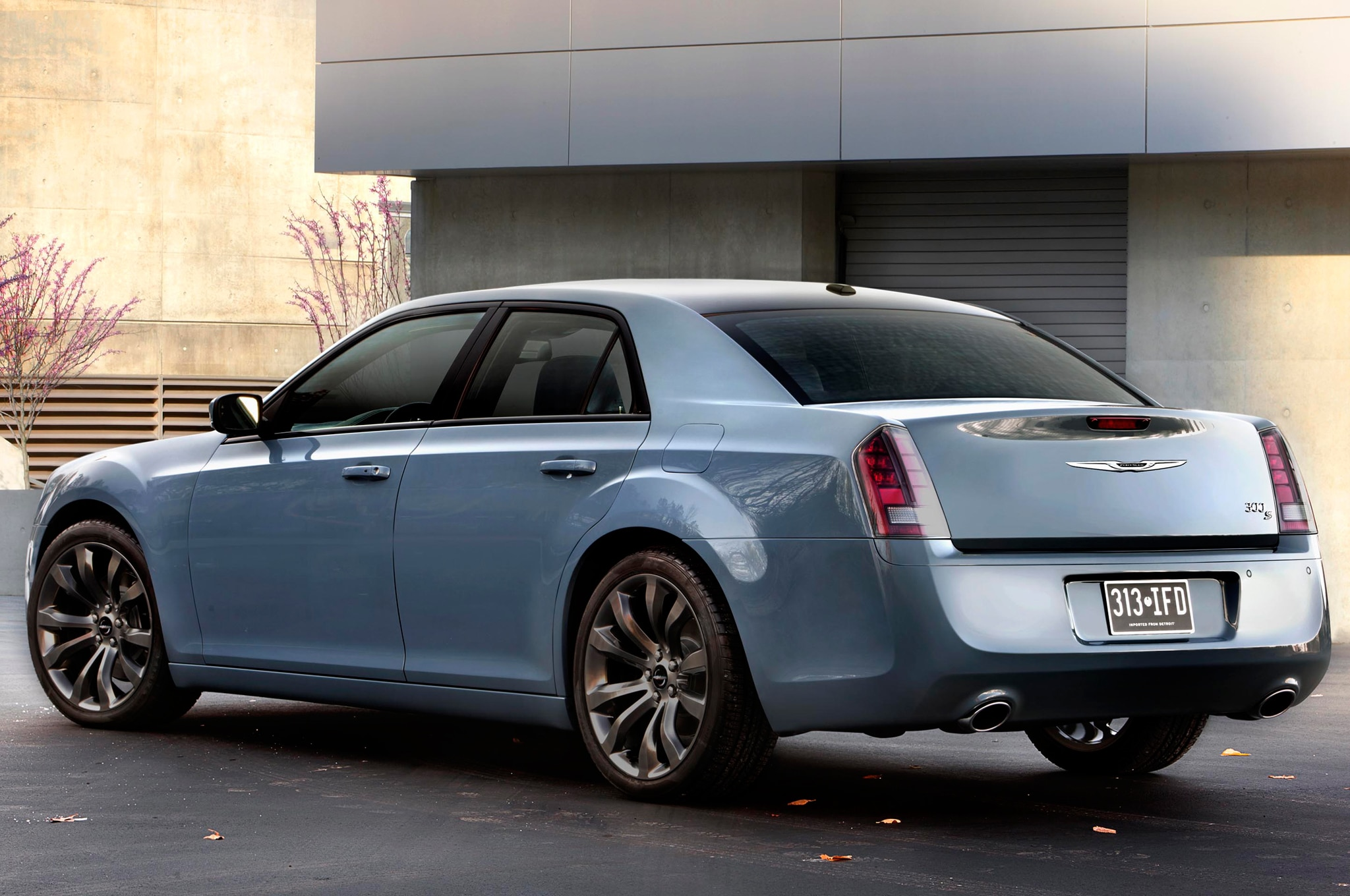Why The Chrysler 300 Should Remain RearWheel Drive