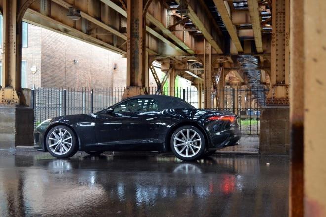 2014 Jaguar F Type S Side Profile1 660x438