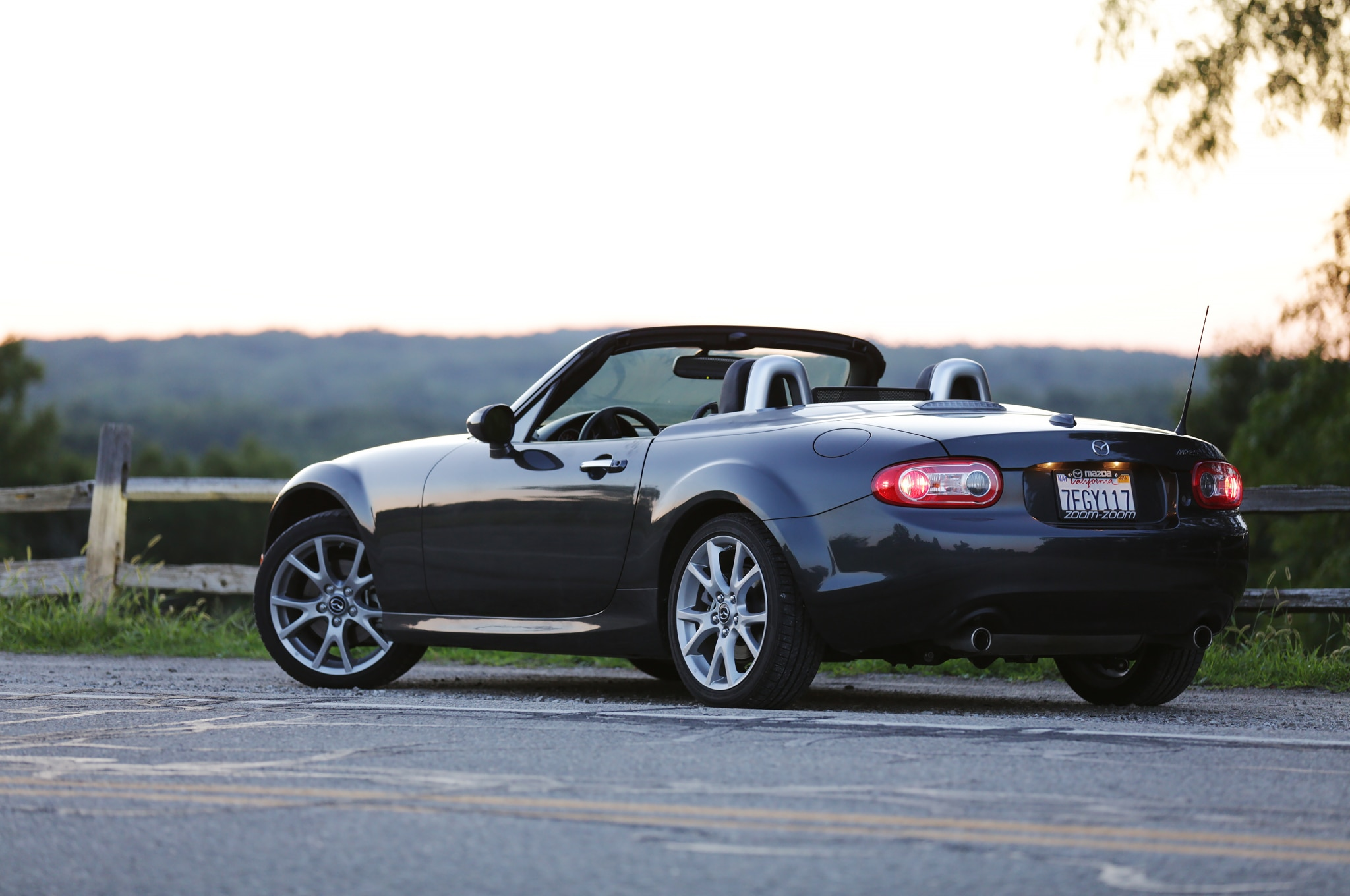 2014 mazda mx 5 miata grand touring prht introduction. Black Bedroom Furniture Sets. Home Design Ideas