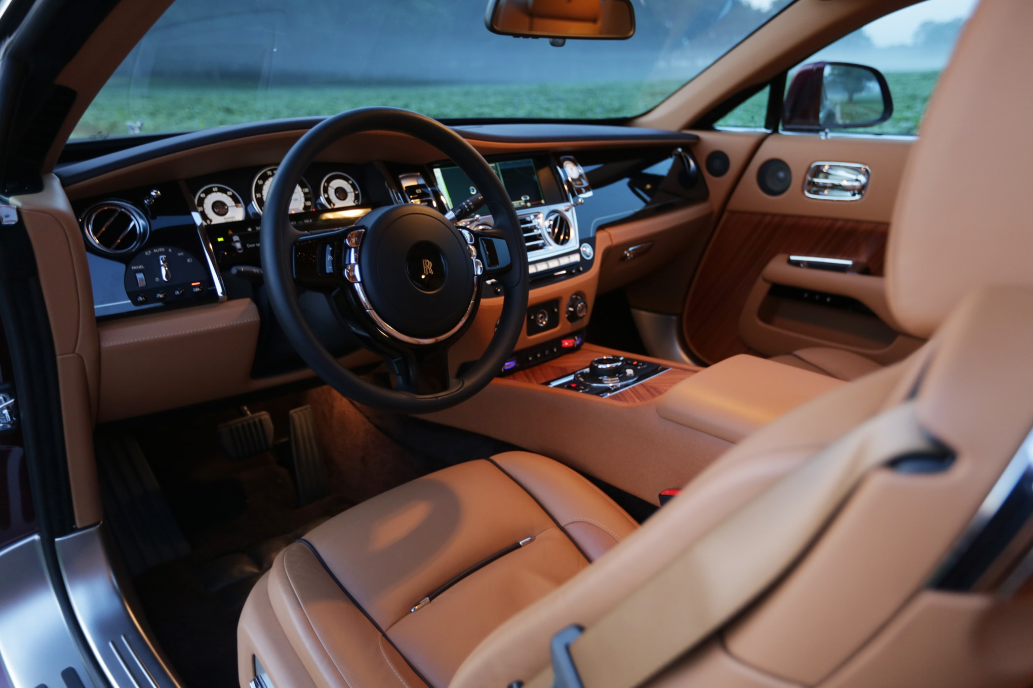 2014 Rolls Royce Wraith Around The Block