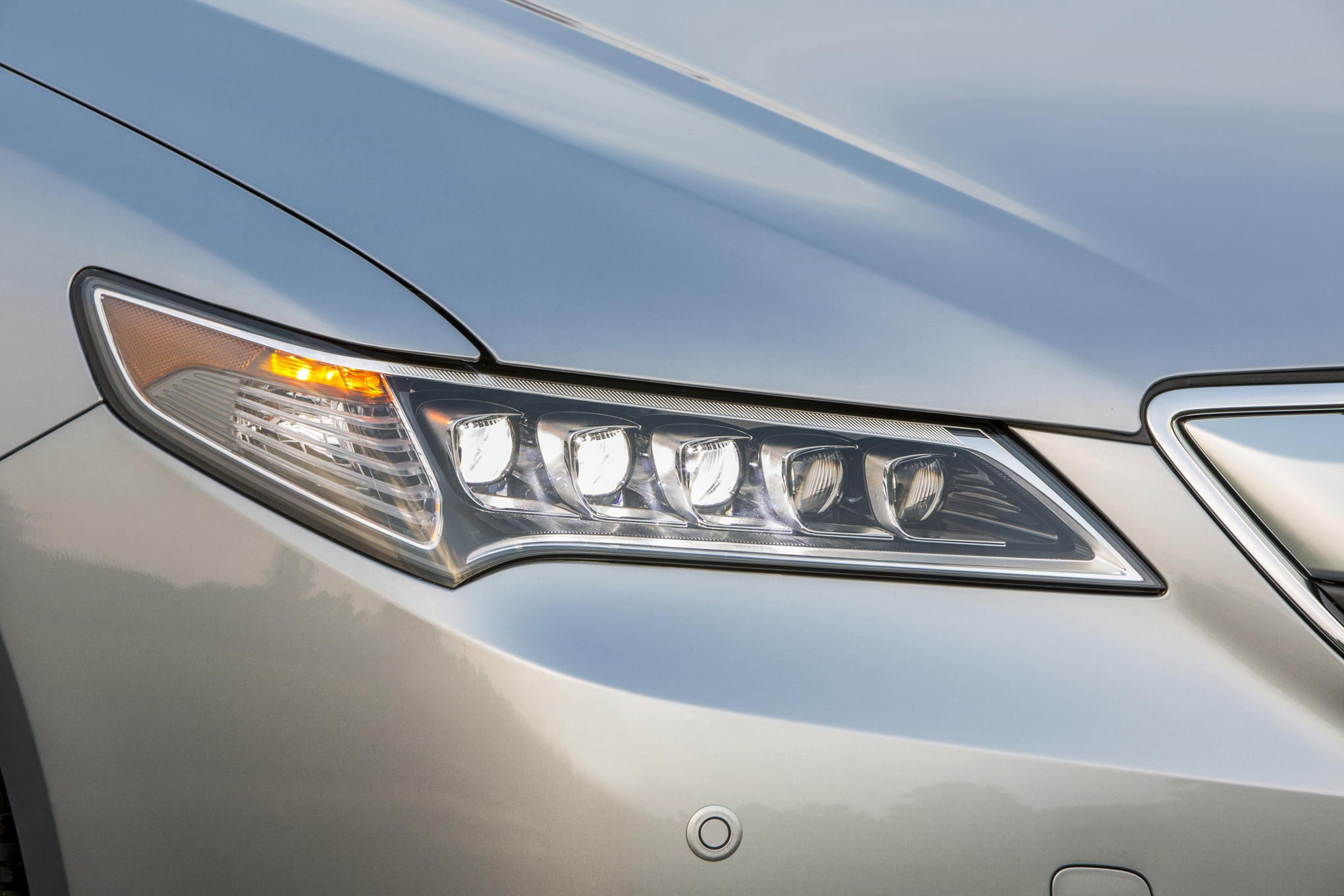 Acura TLX Review - 2015 acura tlx mpg