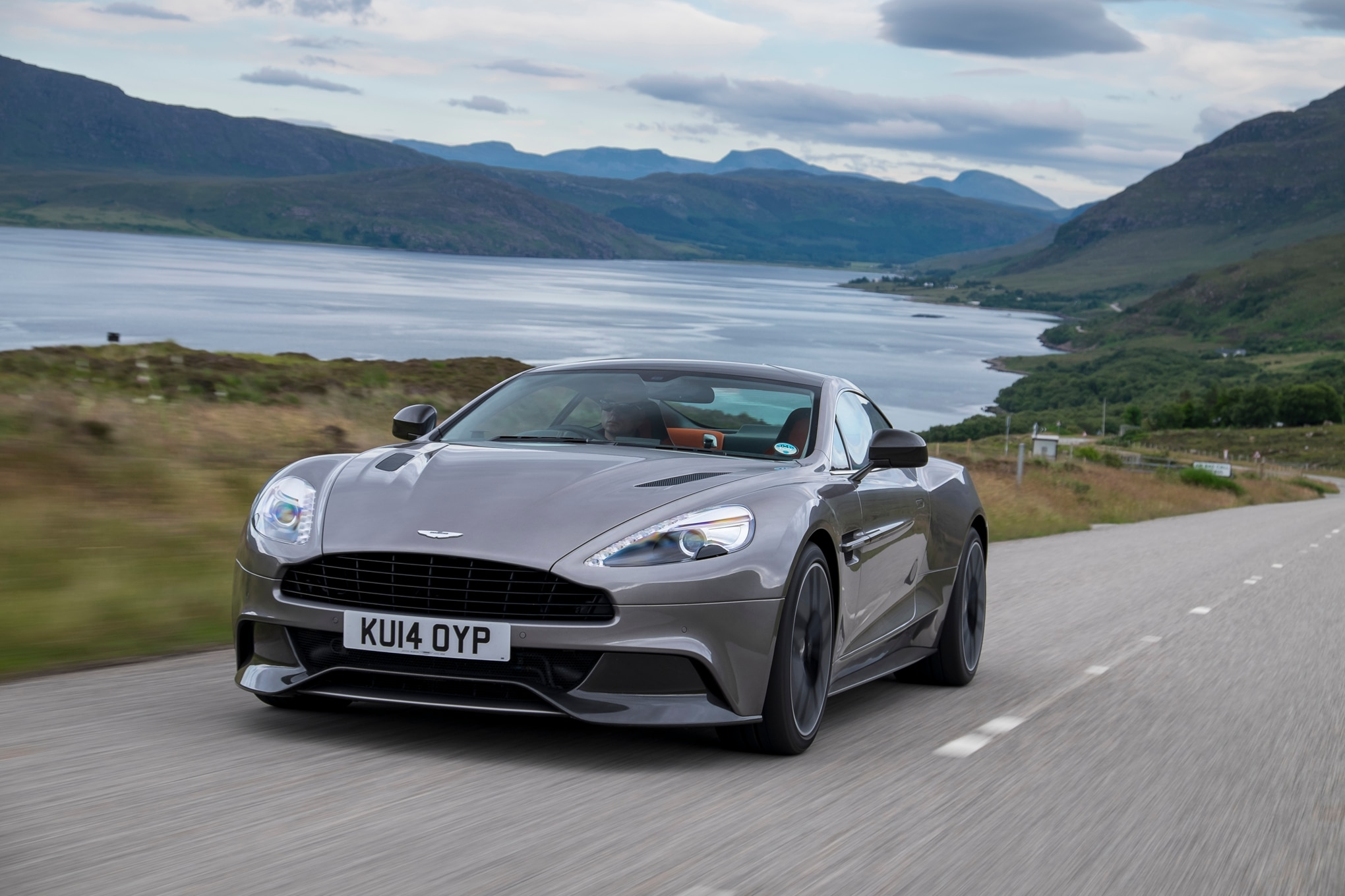2015 Aston Martin Vanquish, Rapide S Review