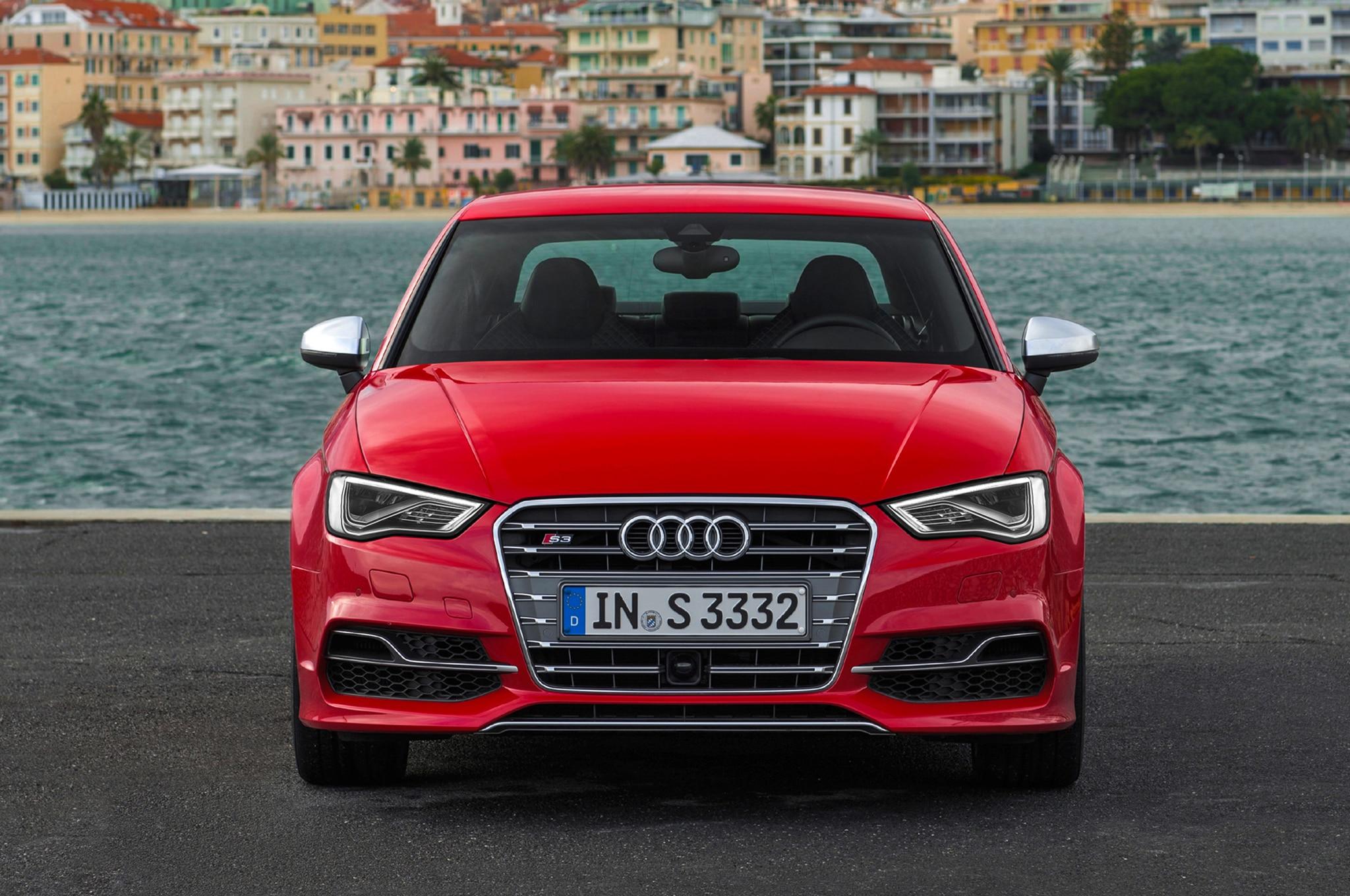 2015 Audi S3 Front Profile
