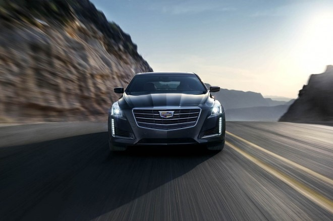 2015 Cadillac CTS Head On1 660x438