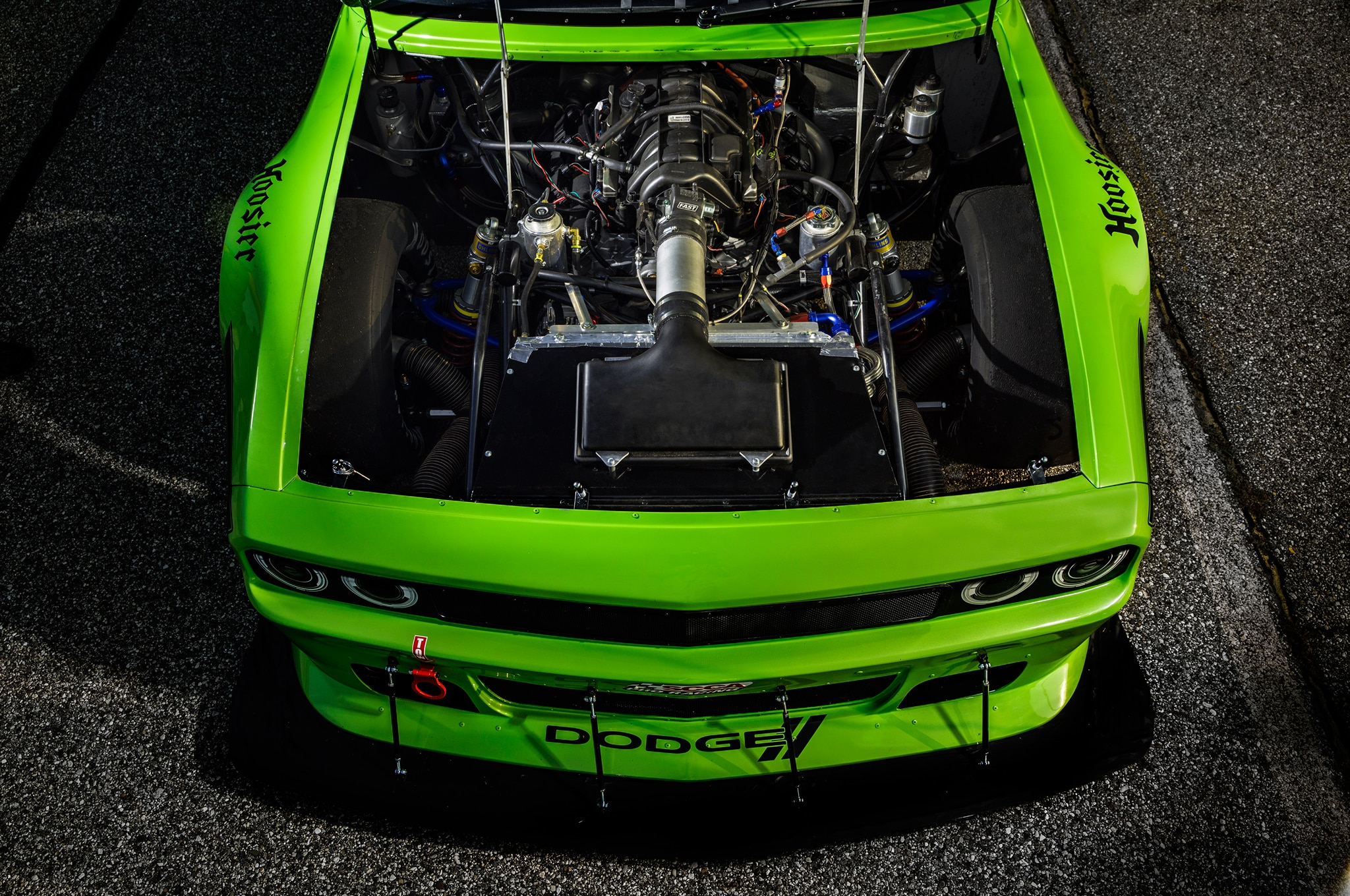 Mid Ohio Sportscar Course >> Dodge Challenger SRT Race Car Debuts in Trans Am Series