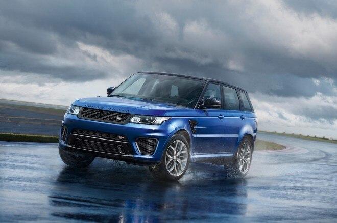 2015 Land Rover Range Rover Sport SVR Promo1 660x438