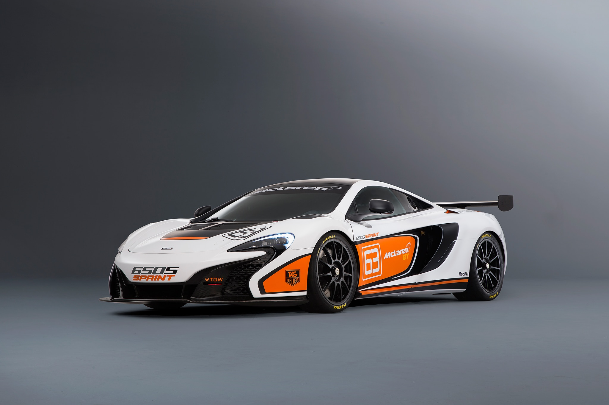 2015 Mclaren 650S Sprint Front Three Quarter1
