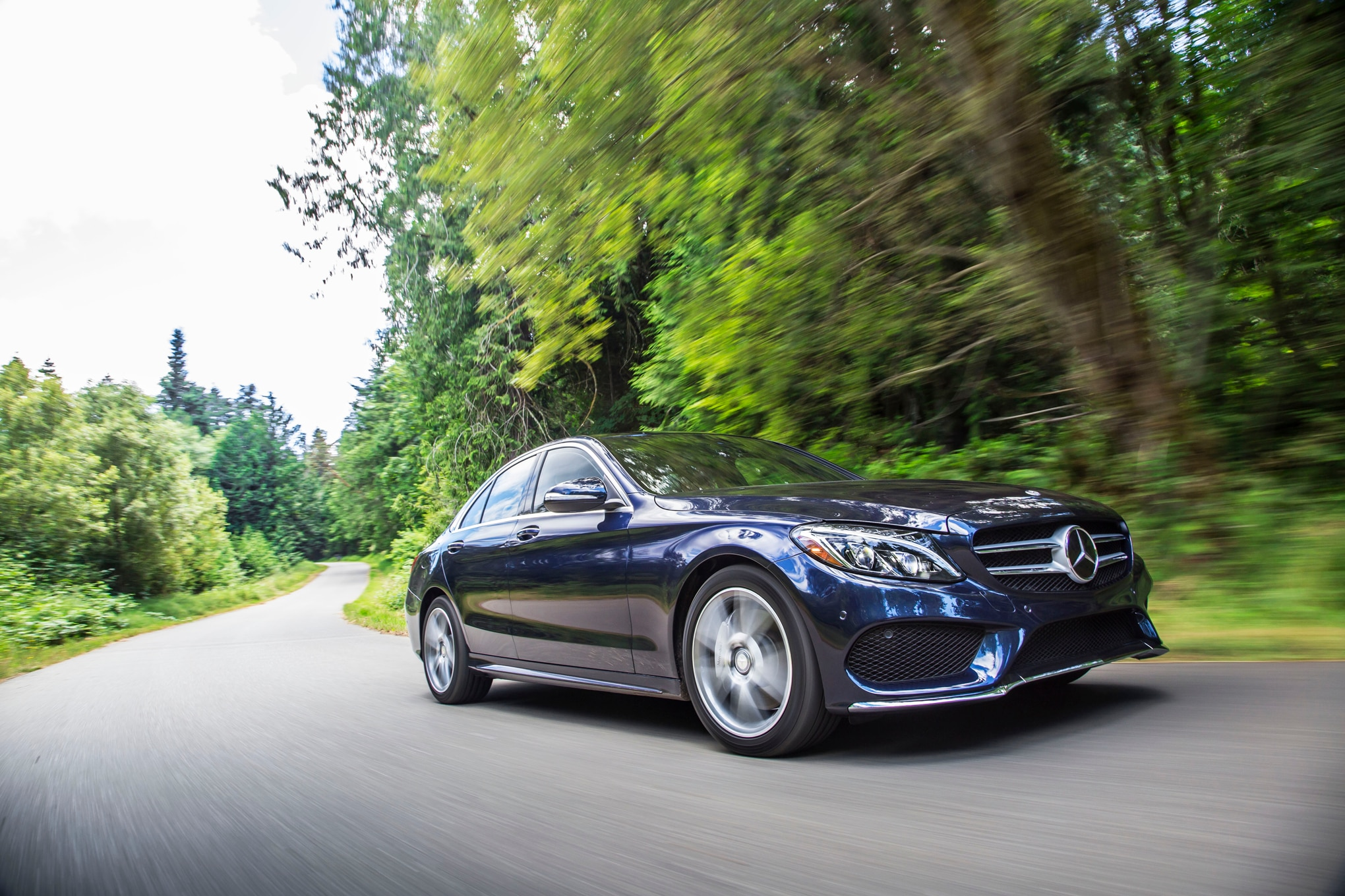 Mercedes c400 airmatic or not 2017 2018 best cars reviews - The