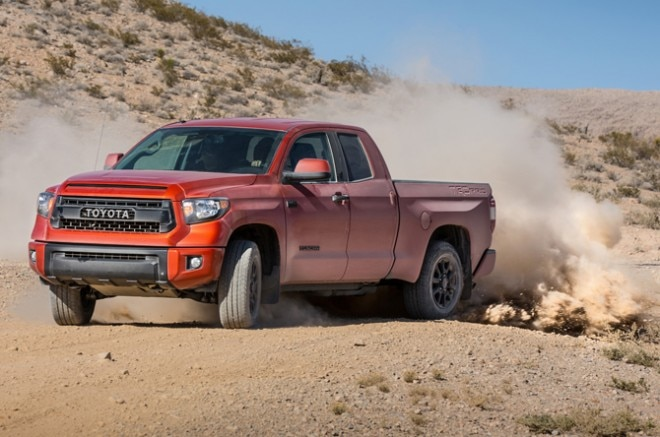 2015 Toyota Tundra TRD Pro Homepage1 660x437