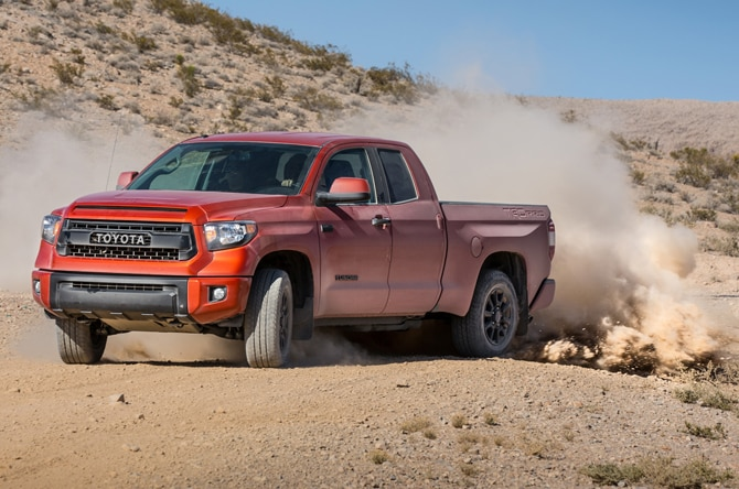 2015 Toyota Tundra TRD Pro Homepage1