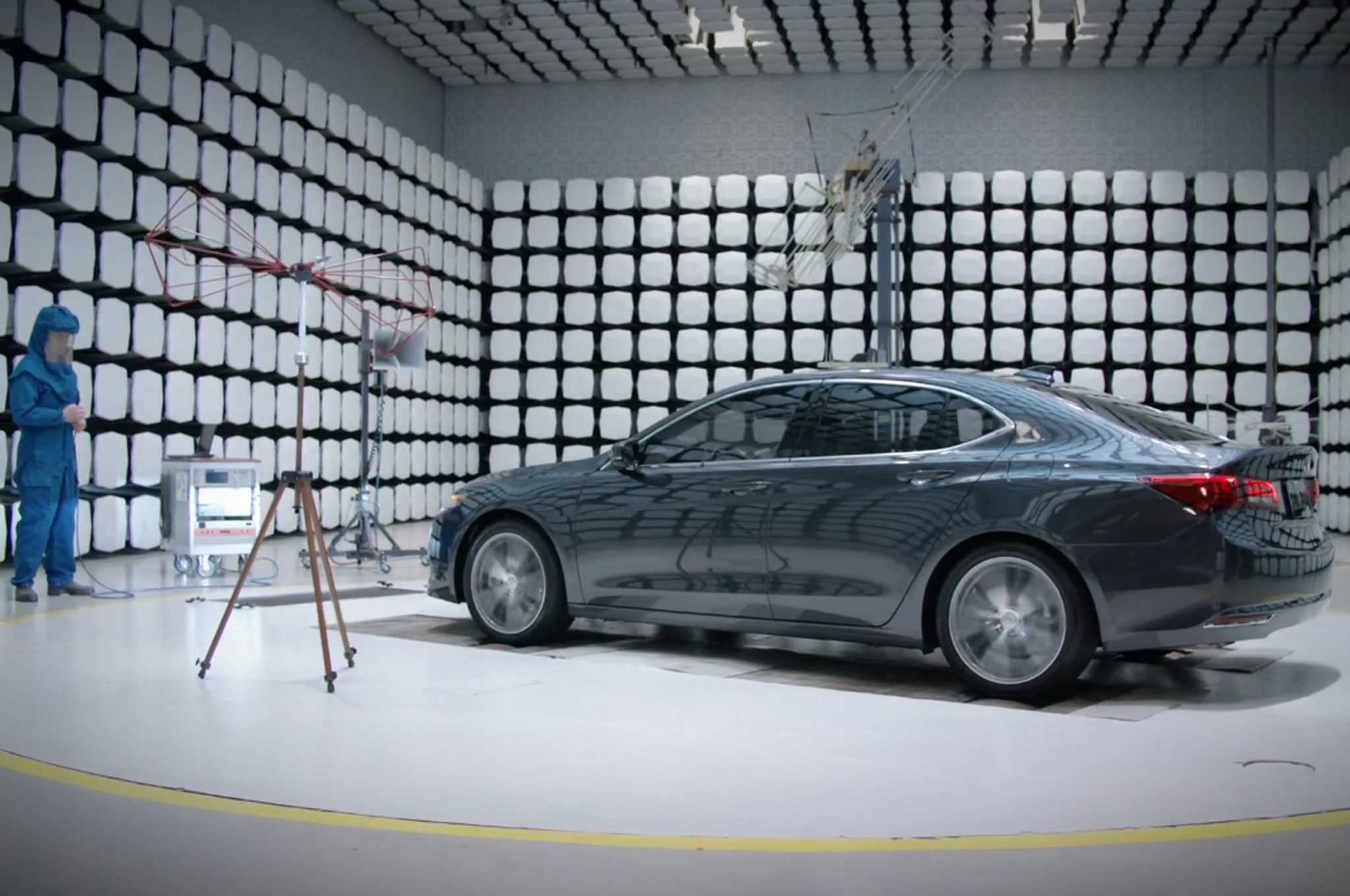 2015 Acura Tlx Tv Ad Side