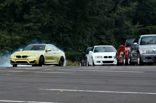 2015 Bmw M4 Drifting Video M Cars 021 660x438