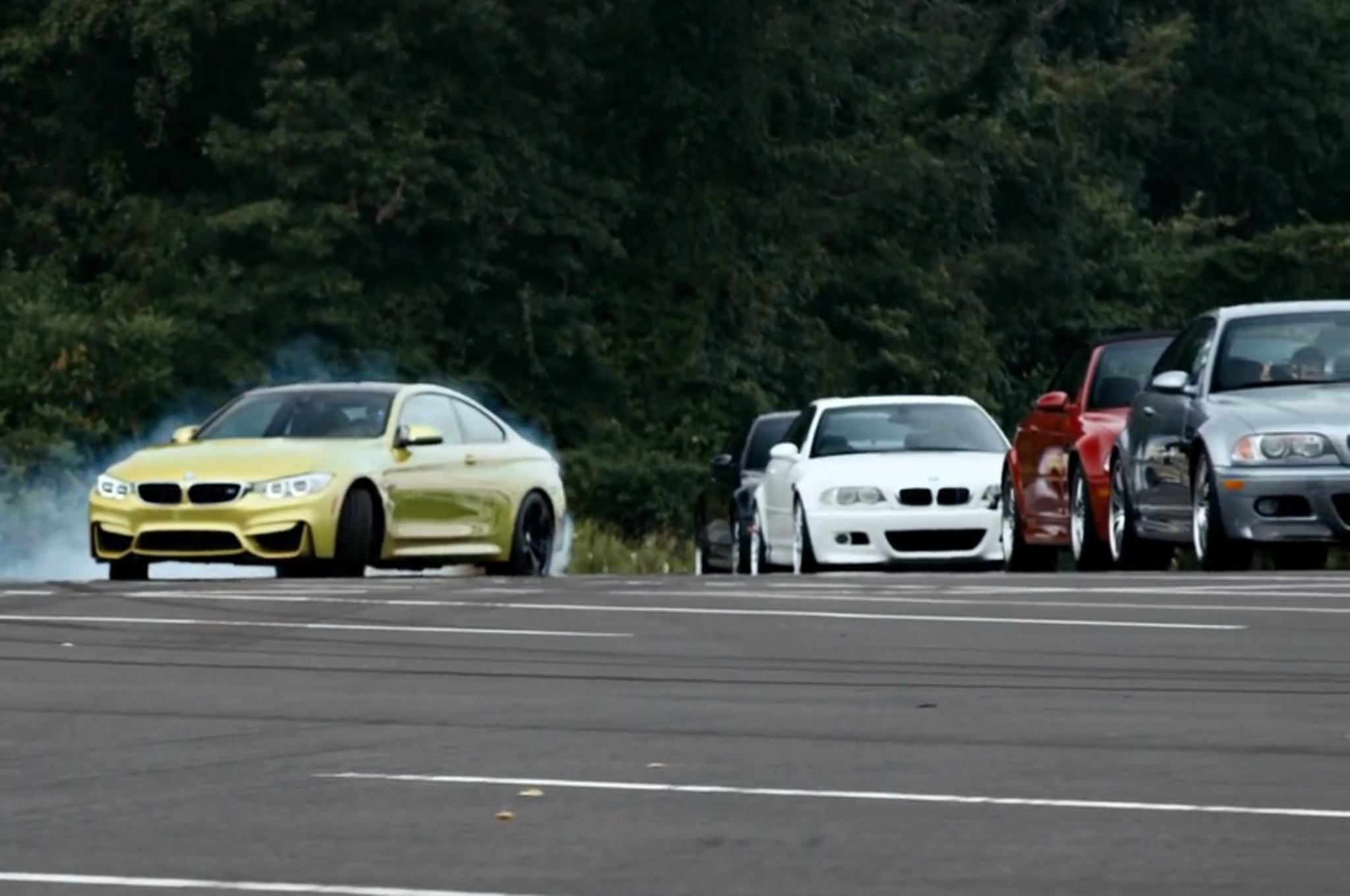 2015 Bmw M4 Drifting Video M Cars 021