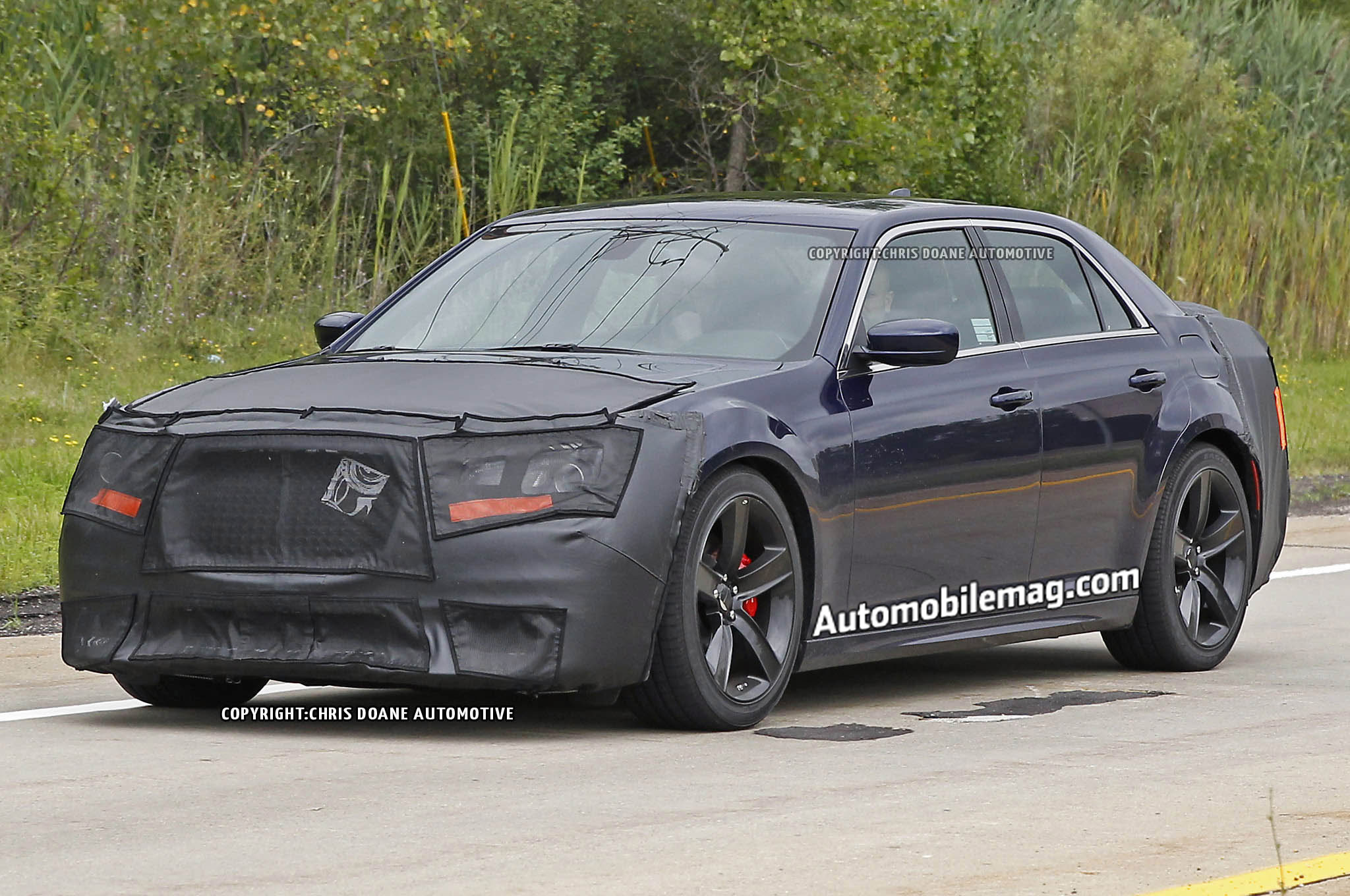 2015 chrysler 300 spied. Black Bedroom Furniture Sets. Home Design Ideas